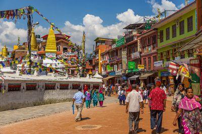 2.Kathmandu, Nepal <div></div>