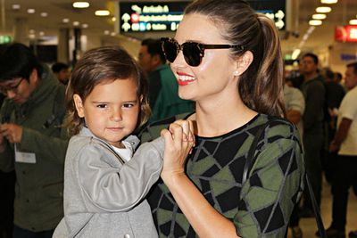 ...airport face-pulling is serious business for Flynn.