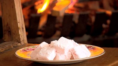 How to make marshmallows with Annie Smithers