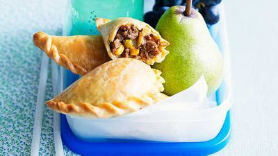 "Beef pasties - <a href=""http://kitchen.nine.com.au/2016/05/16/16/31/beef-pasties"" target=""_top"">view recipe</a>"