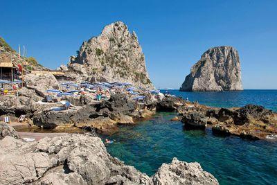 Fontelina Beach Club, Capri, Italy