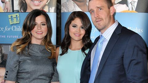 That's all, folks! Selena Gomez fires mum and dad as managers