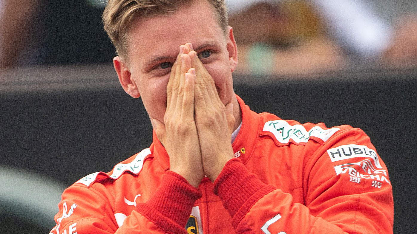 Mick Schumacher claims first Formula Two win at Hungarian Grand Prix