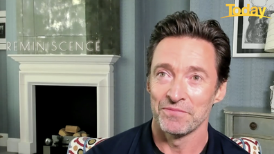 Hugh Jackman opened up about parenting and memories with Brooke.