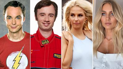 Beauty and the Geek, 2021 contestants and their celebrity doppelgängers