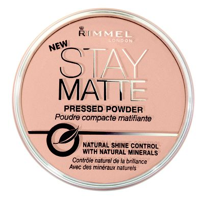 "<a href=""https://au.rimmellondon.com/products/face/stay-matte-pressed-powder"">Rimmel Stay Matte Pressed Powder, $11.95</a>"