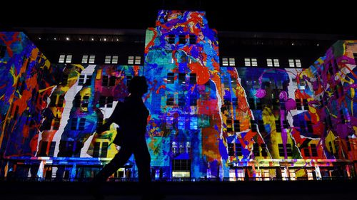 Vivid Sydney will light up the city from tonight