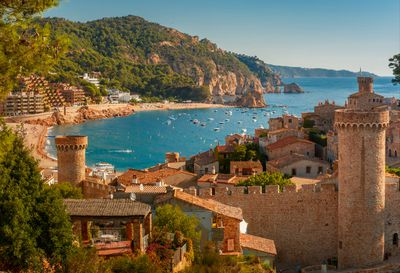 Swap Barcelona for Costa Brava