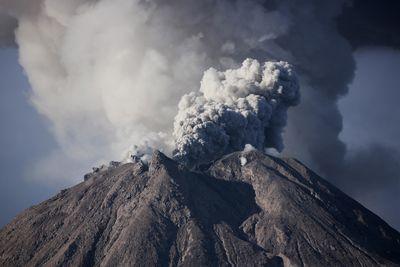 Mount Sinabung, Indonesia, 2021