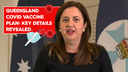 Queensland to reopen border to vaccinated travellers