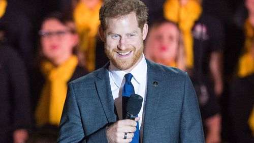 Prince Harry opened the Invictus Games in Sydney with a stirring and personal speech