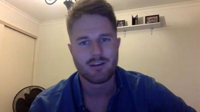 MAFS 2021 Bryce Ruthven audition tape