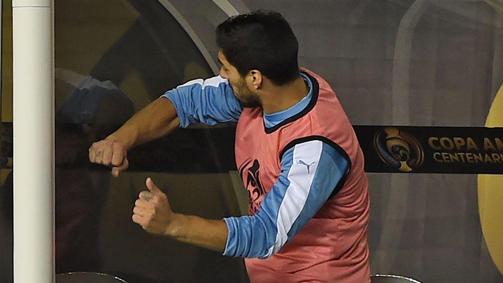 Uruguay out of Copa America