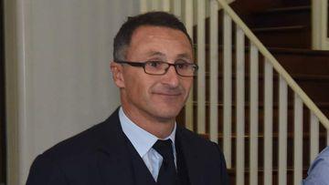 Greens leader Richard Di Natale. (AAP)