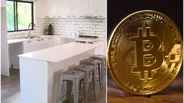 Home owner willing to accept Bitcoin as payment could make history