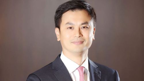 Ken Wong, Lenovo Asia Pacific President.