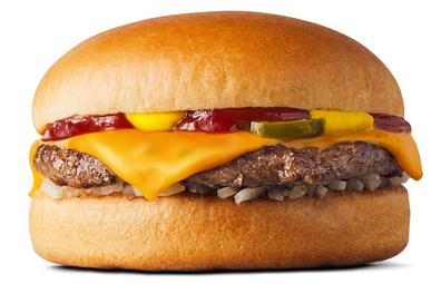 McDonald's Cheeseburger generic