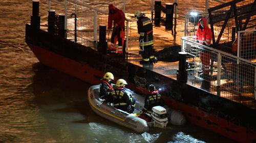 Hungary: Seven dead after tourist boat capsizes on the Danube