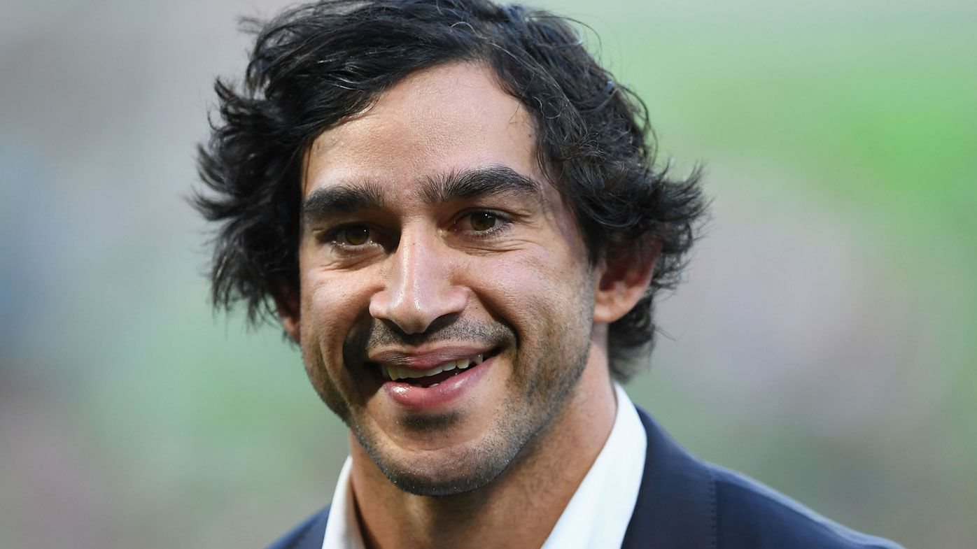 North Queensland captain Johnathan Thurston ready to hand Cowboys' reins to Michael Morgan