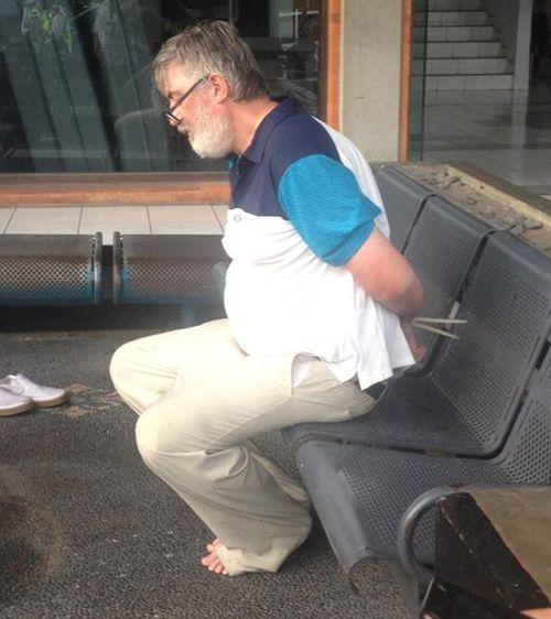 Bali Melbourne Man Arrested Hotel Assault