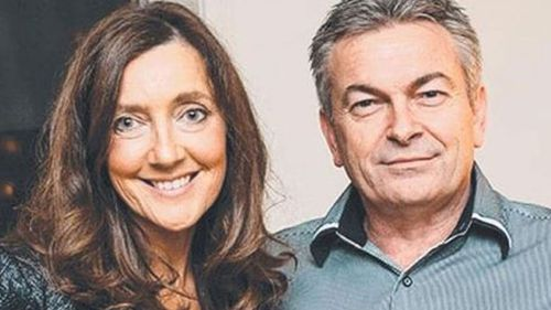 The Ristevskis were in dire financial straits at the time of the murder and would sometimes argue about money and business. Picture: Supplied