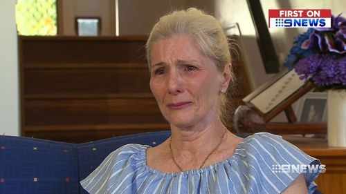 Holland Parker woman Julieanne Porter was left with $24,000 in damages. (9NEWS)