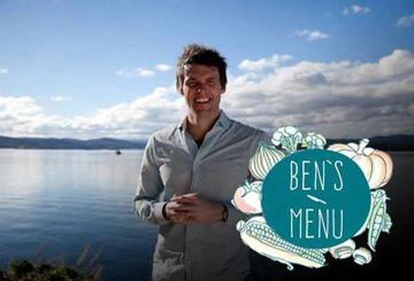 Ben's Menu