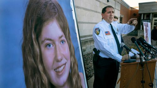 Barron County Sheriff Chris Fitzgerald said in November that he kept similar cases in the back of his mind as he worked to find Jayme, including the abduction of Elizabeth Smart, who was 14 when she was taken from her Salt Lake City home in 2002.