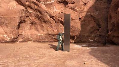 Missing monolith