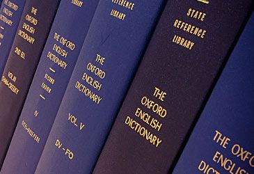 Daily Quiz: Who is the most quoted writer in the Oxford English Dictionary?
