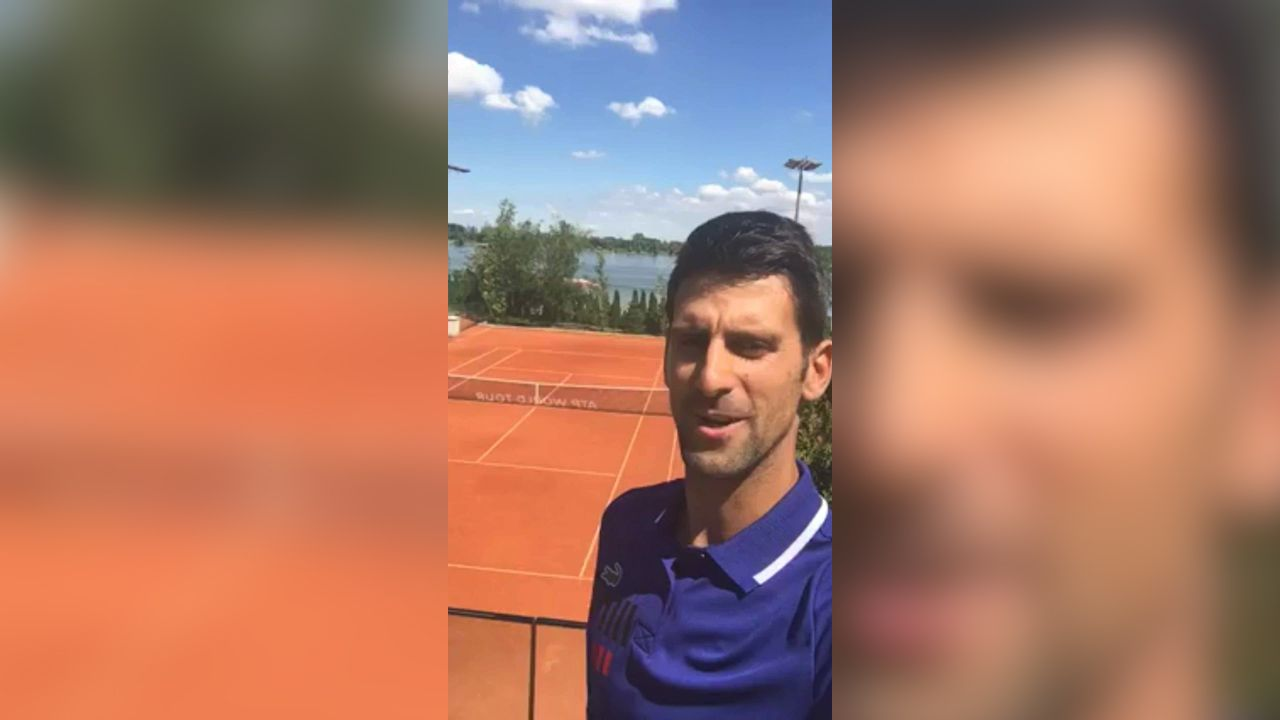 Djokovic out for rest of 2017