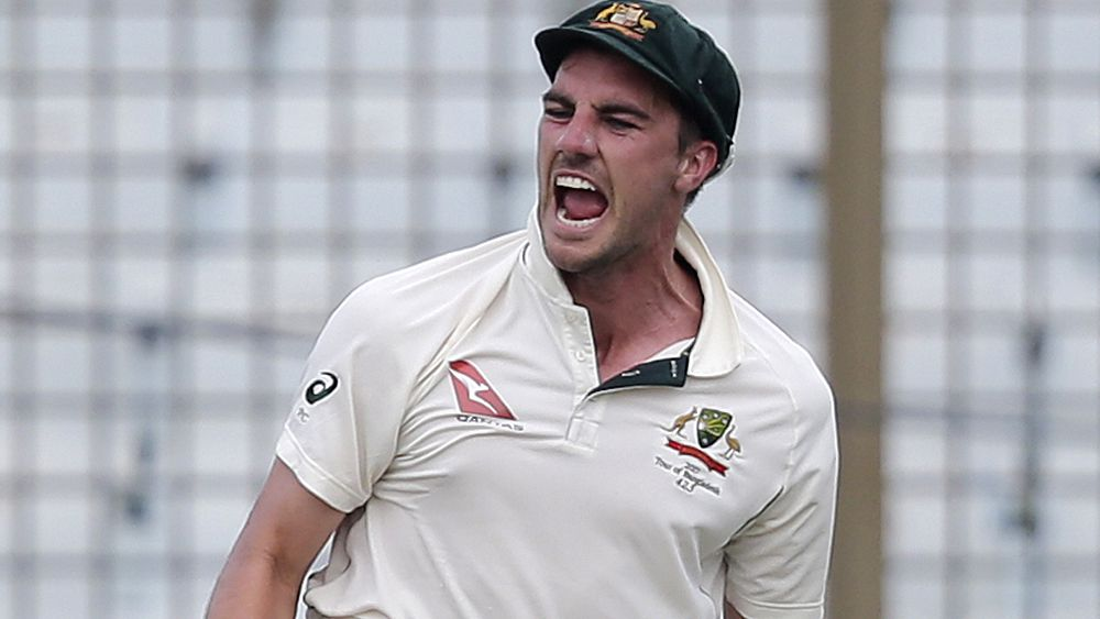 The Ashes: Australian pace bowler Pat Cummins sends warning to England