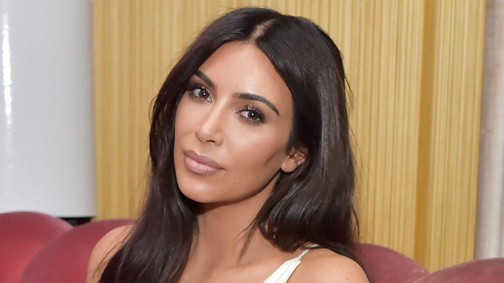 Kim Kardashian West swears by 10pm facials
