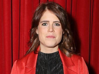 Princess Eugenie hospital visit