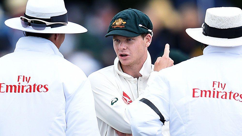 Australia skipper Smith fined for dissent