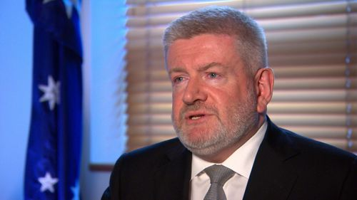 "Communications Minister Mitch Fifield says the government's proposed laws on revenge porn send ""a clear message to creeps""."