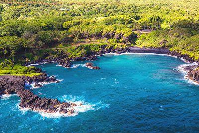 Hawaii: Wai'anapanapa State Park
