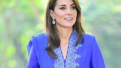 Kate Middleton in Islamabad, Pakistan