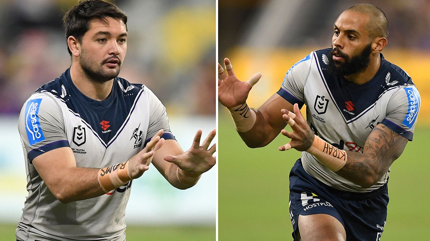 Storm's Brandon Smith, Josh Addo-Carr cleared for preliminary final against Penrith