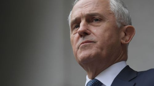 Malcolm Turnbull said Scott Morrison should call an election as soon as possible.