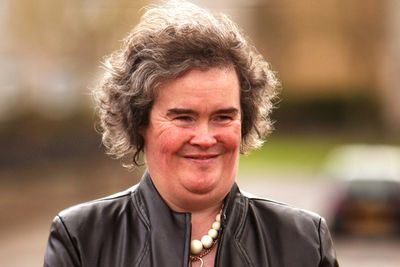 Susan Boyle certainly has a voice but she hasn't been so lucky as to age gracefully. Does this look like the face of a 50-year-old?