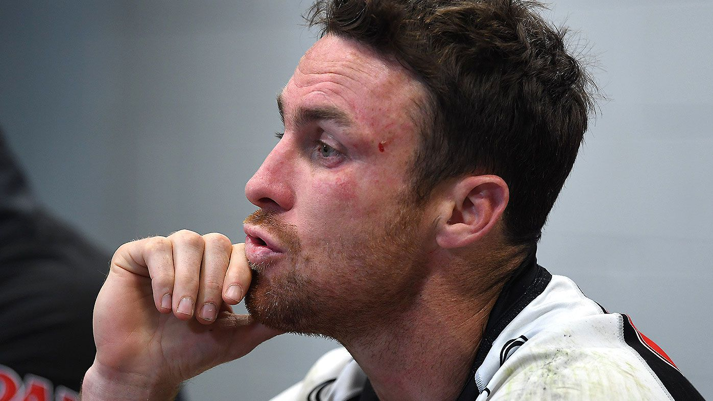 Penrith star James Maloney to be sidelined following knee injury