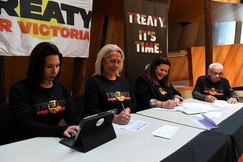 Victorian Aboriginal voices for treaty process elected