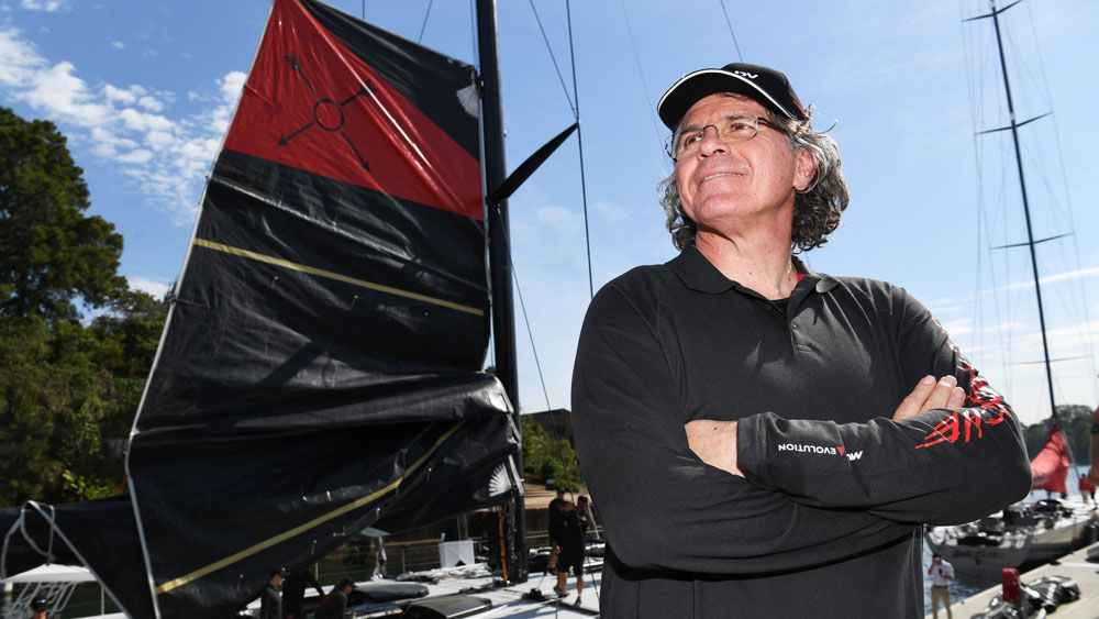 Wild Oats XI protest was done on 'principle' according to Comanche owner Jim Cooney