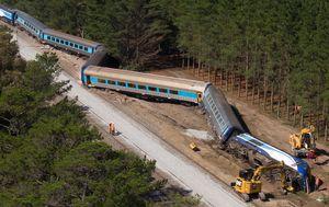Wallan train derailment: rail corridor alongside deadly site used 'antique' system from 1890