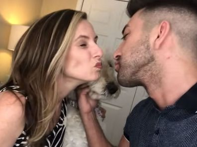 PrankInvasion kisses mum just months after making out with his sister for prank. Read more.