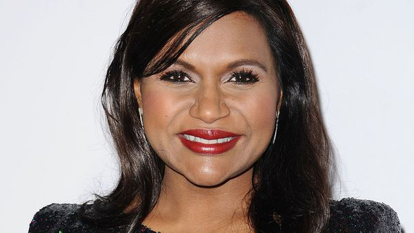 New mum Mindy Kaling is five-star and nothing less. Image: Getty.