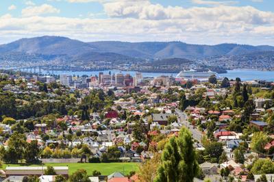 9. Hobart, Constitution Dock, Tas