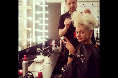"@KatePeckme: ""#ASTRAS!1st step..@schwarzkopfproaus #HAIR! @mtvaustralia #backstage at @astraevent #rehearsal @theparlourclovelly :)"""