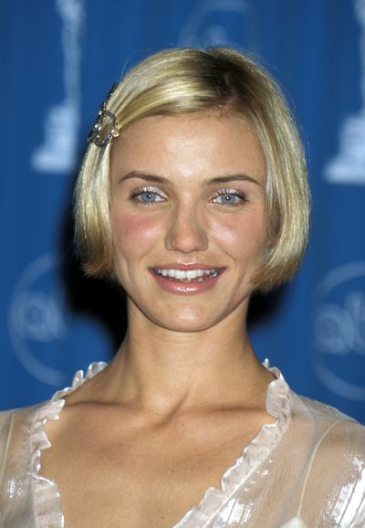 Cameron Diaz at the 70th Annual Academy Awards  in Los Angeles, March, 1999